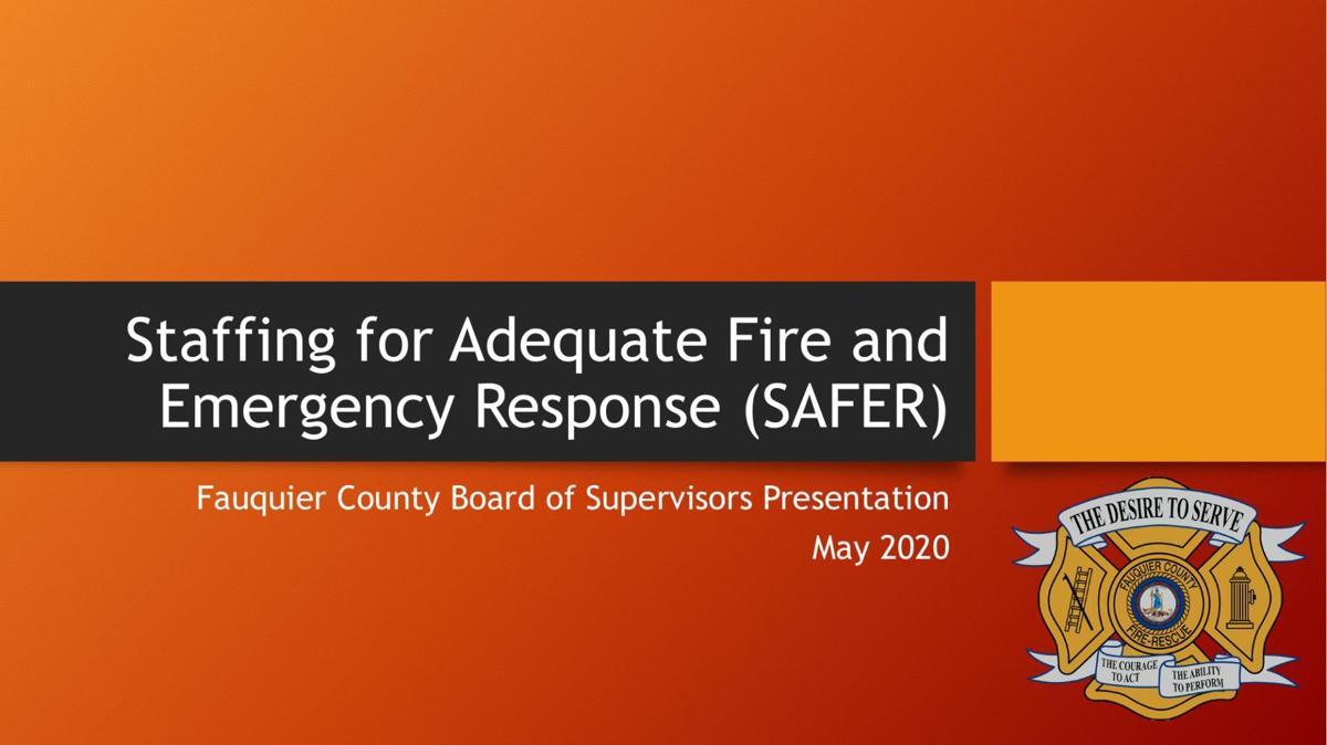 2020_05_14 BoS FEMA Grant Application Presentation