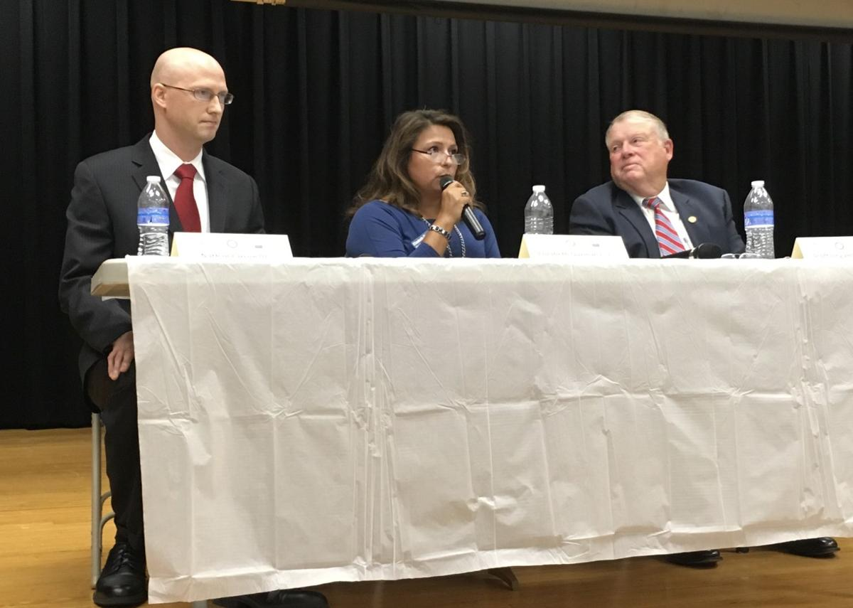 Candidates for 31st District delegate seat Oct. 6 forum