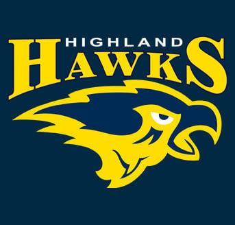 B_Highland_Hawks_Logo