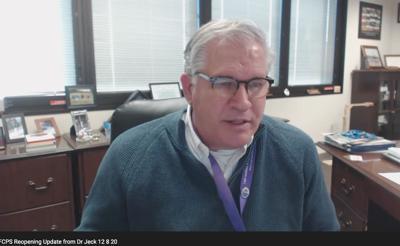 Dr. David Jeck video address