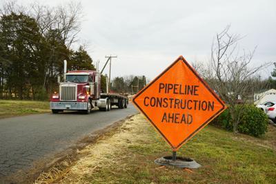 pipeline construction catlett