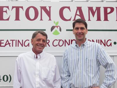 Mike appleton and scott wayland appleton campbell