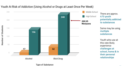 pride survey 2019 alcohol and drugs