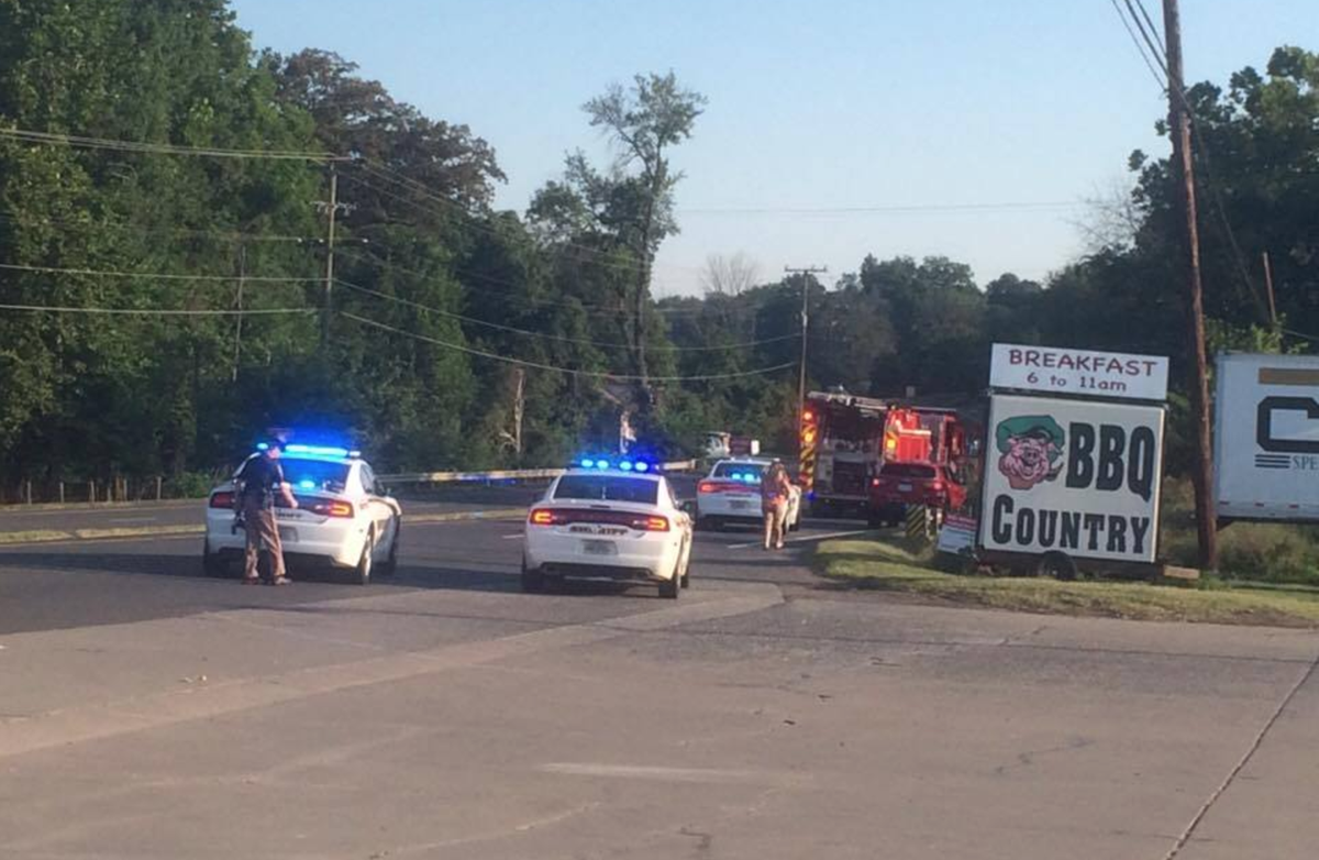 UPDATED: Northbound lanes shut down on on U S  29 after car