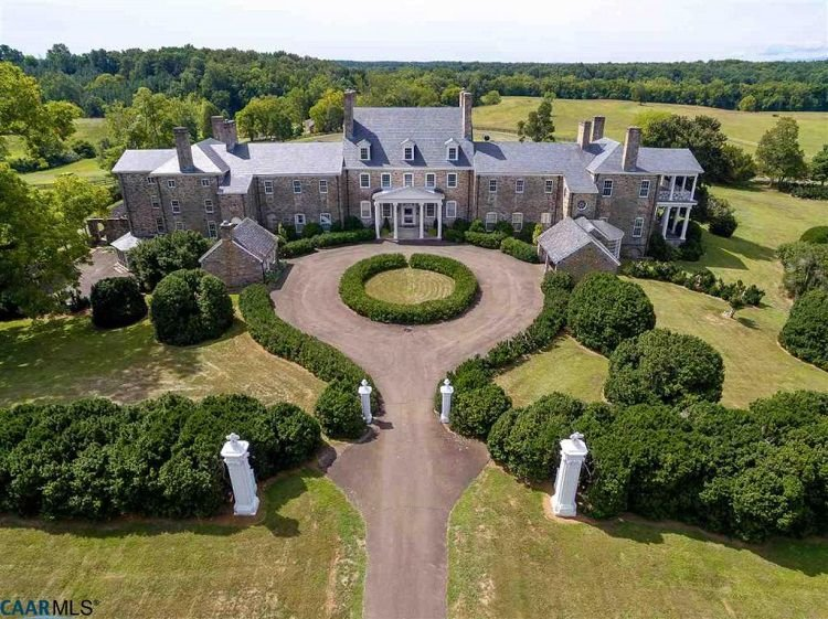At 33 Million A Warrenton Estate Tops The List Of Most Expensive Homes In Virginia