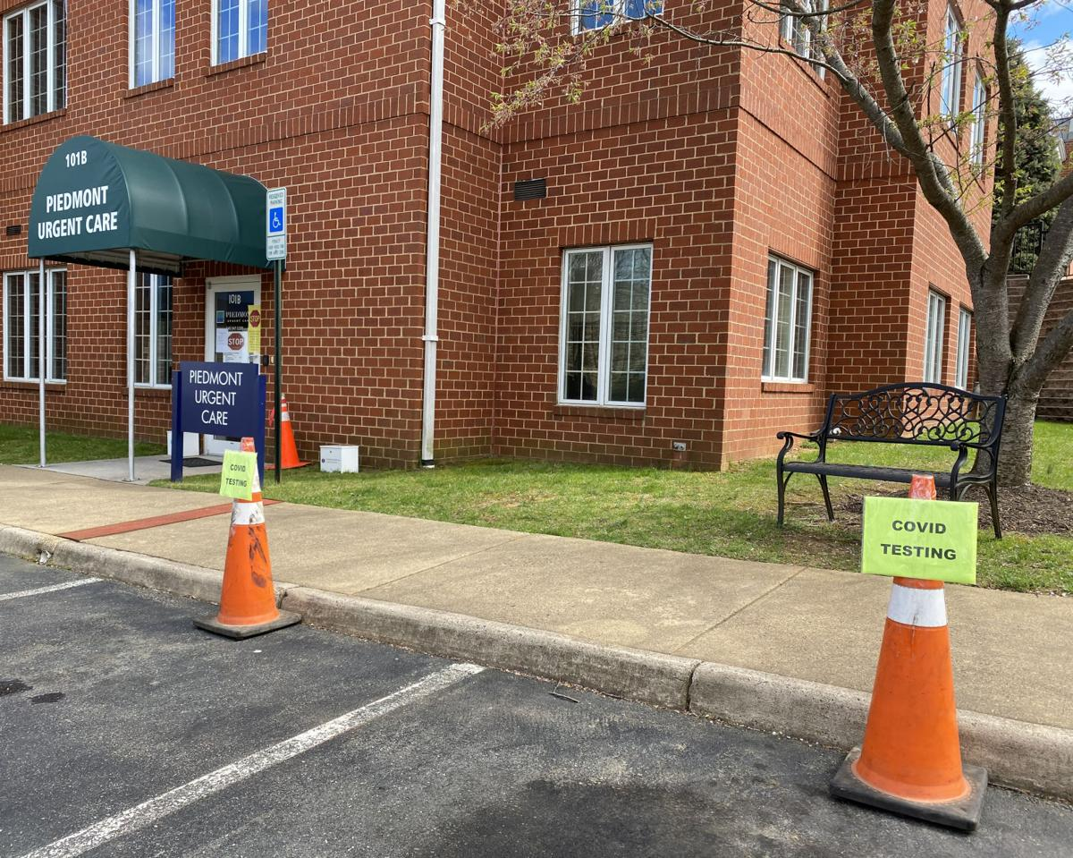 Updated 37 Tests Done During First Two Days At County S First Covid 19 Drive Up Testing Site News Fauquier Com