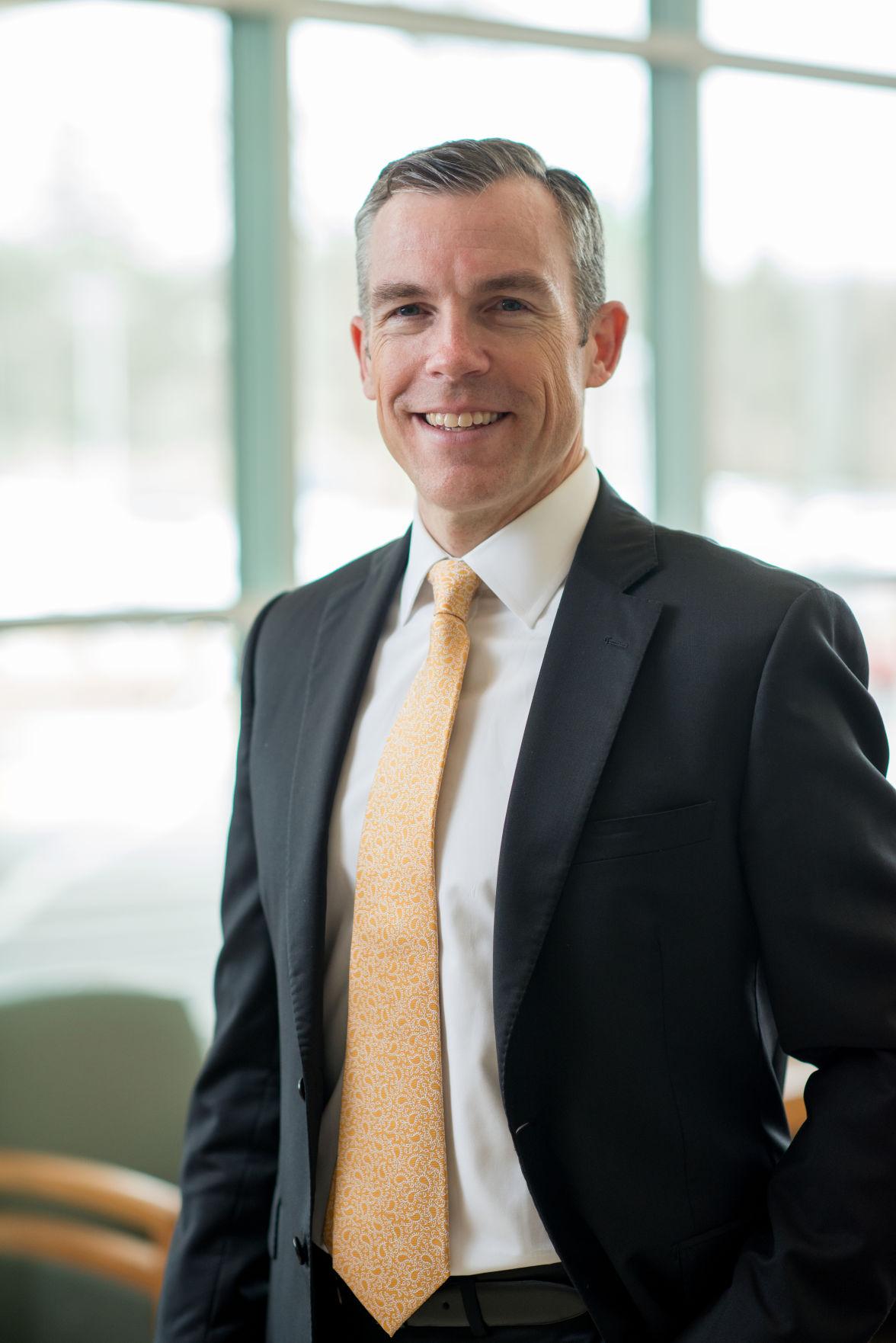 CEO Chad Melton