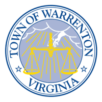 town of warrenton logo