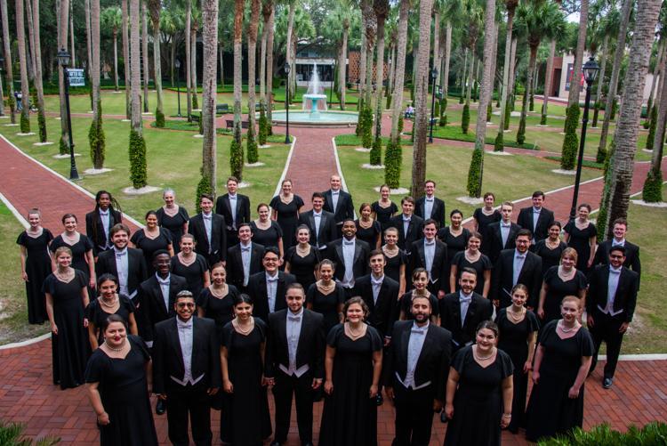 2019-2020 Stetson University Concert Choir