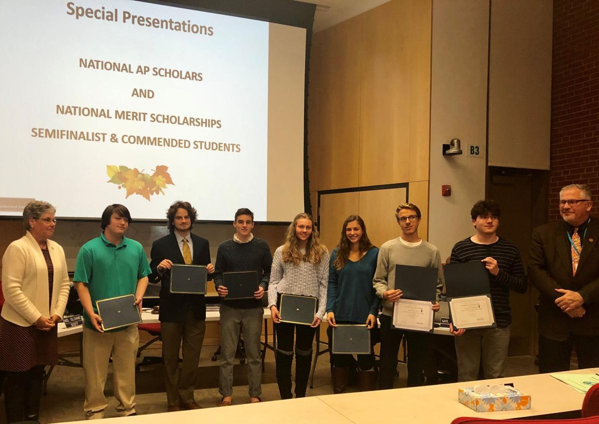 3 county high school students named National Merit Scholar
