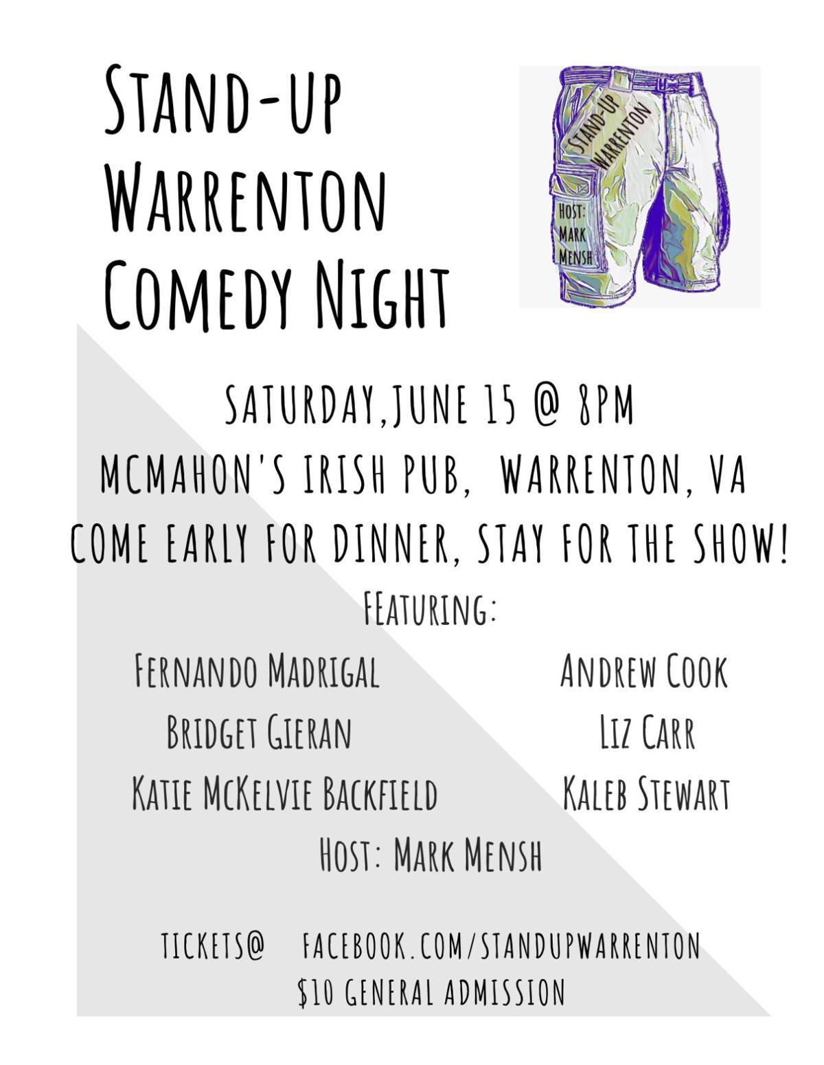 June 15 show
