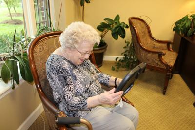 aging together ipads for seniors