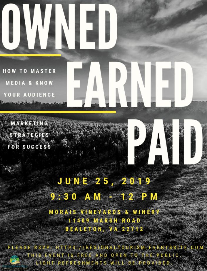 June 2019 Workshop Flyer