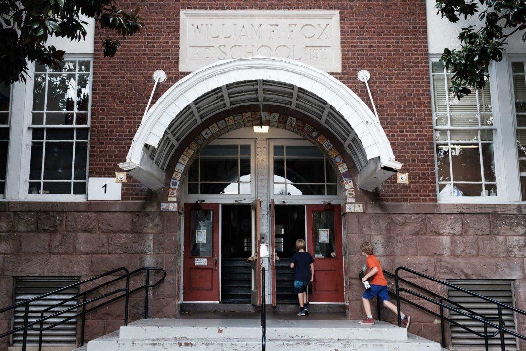 William Fox school