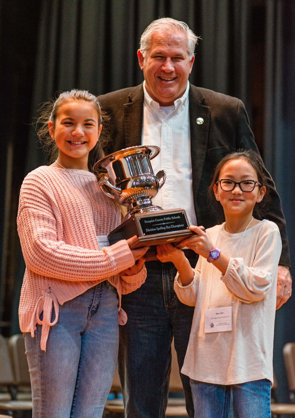 spelling bee winner and runner up