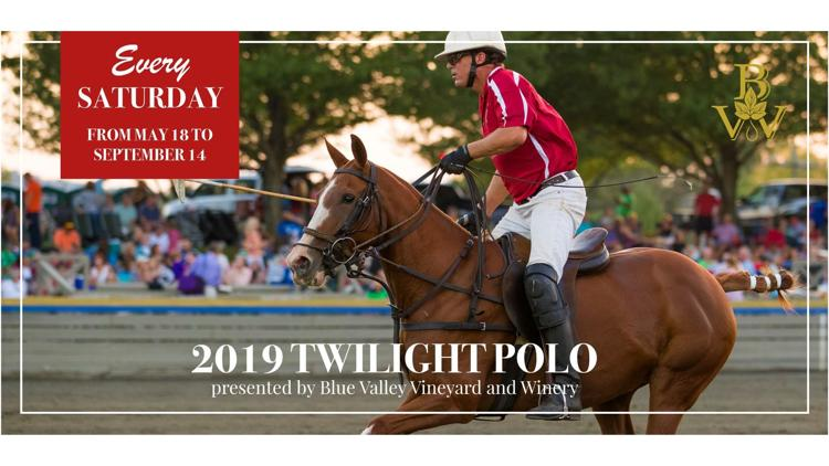 Twilight Polo at Great Meadow presented by Blue Valley Vineyard and Winery
