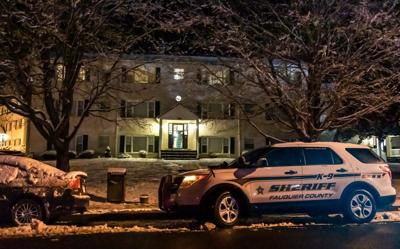 homicide at Jackson St. apartments