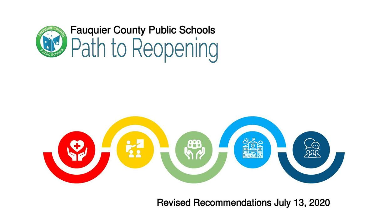 FCPS Revised Reopening Plan - July 13, 2020