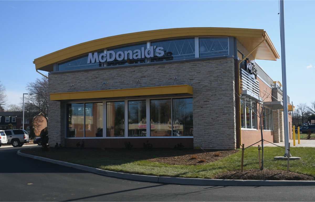 Warrenton Mcdonald S Reopens On Broadview Avenue News