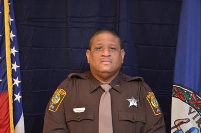 Fauquier County Sheriff's Office Master Deputy Sidney Bolden
