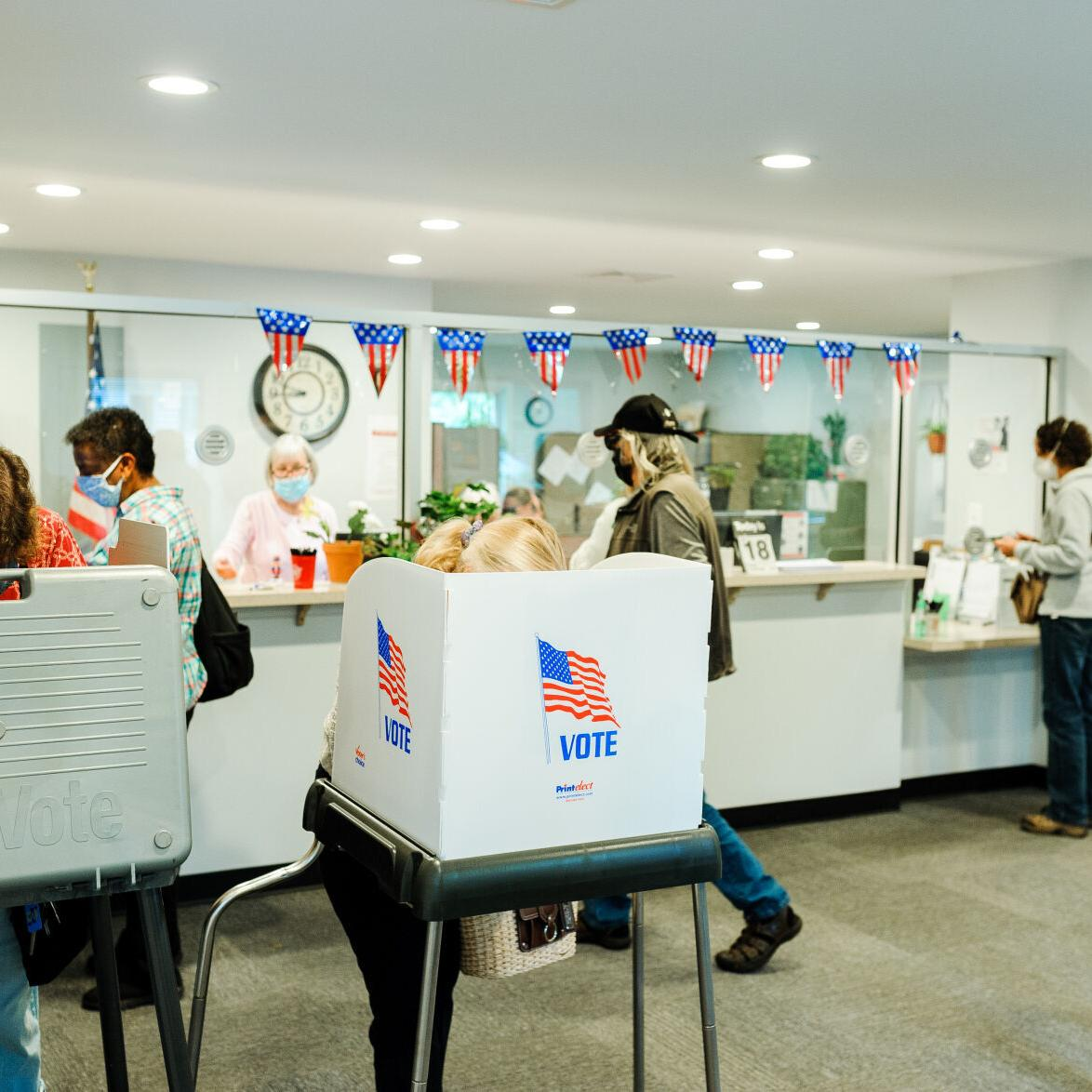 Additional in-person absentee voting sites open Monday, Oct. 18