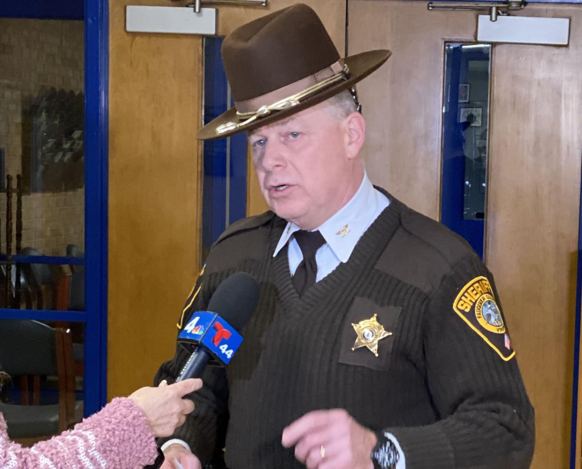 sheriff Mosier