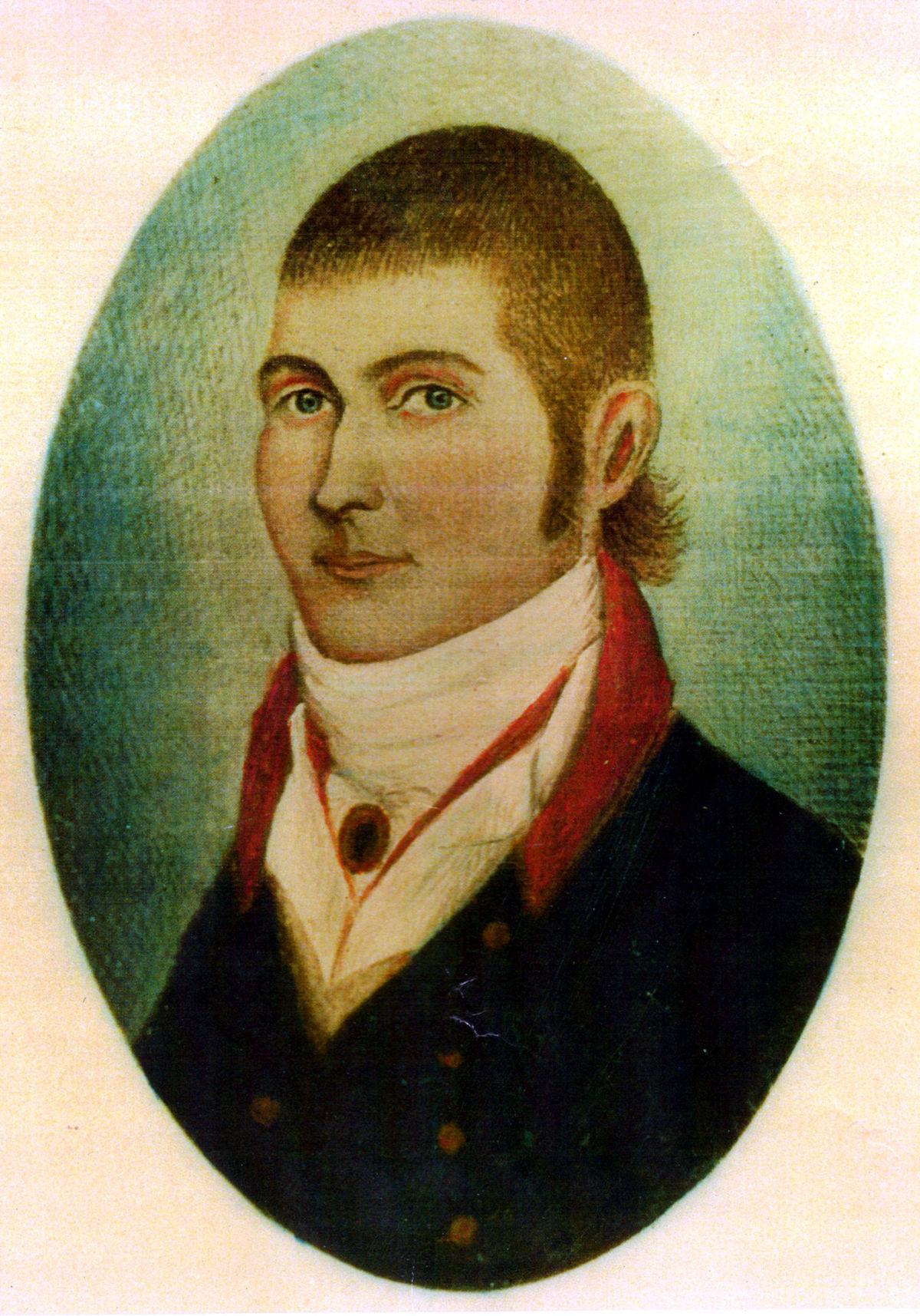 Presley Neville O'Bannon 1776-1850