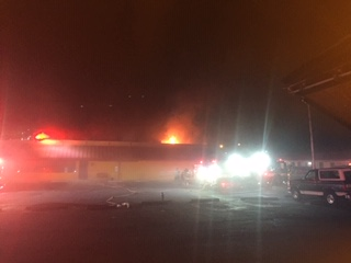 Overnight Fire Damages El Toro Restaurant In Warrenton News
