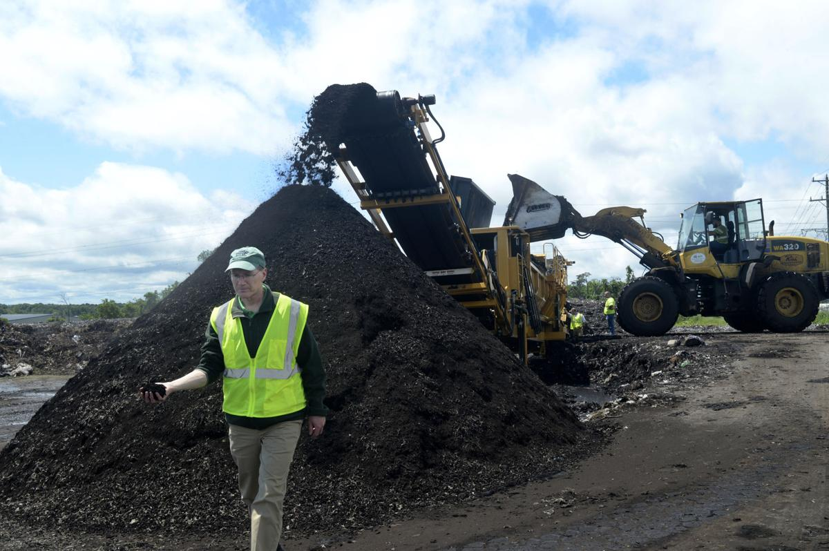 County Composting Facility Keeps Yard Waste Out Of The Landfill Except In Prince William News Fauquier Com