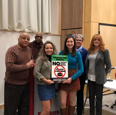 Fauquier County School Board expands tobacco-free policy Jan. 16