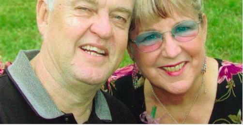 Clark and Linda Johnson