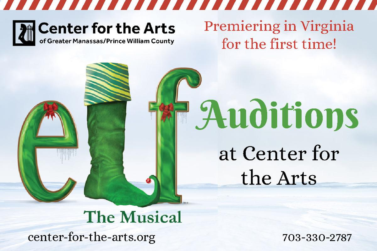 Auditions for Rooftops' Elf the Musical