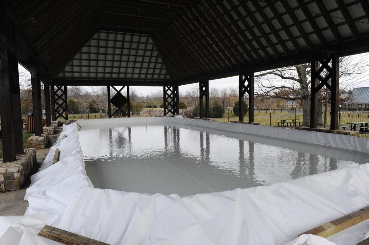 Roller skating rink northern va - Ice Skating Rink Comes To Northern Fauquier Community Park