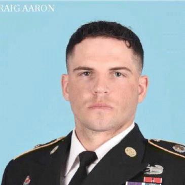 Staff Sergeant Craig Aaron Pruden