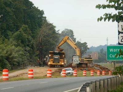 cut the hills project progress