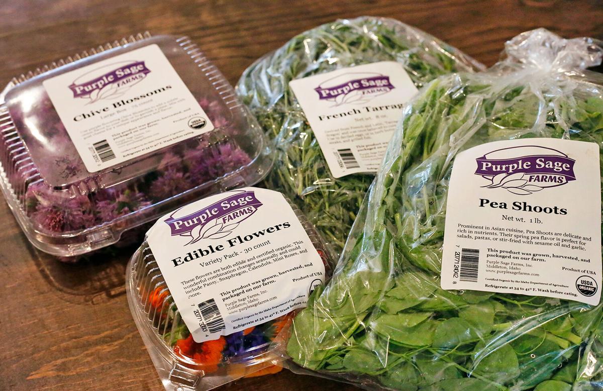 Purple Sage products