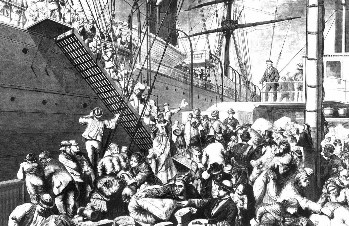 German emigrants