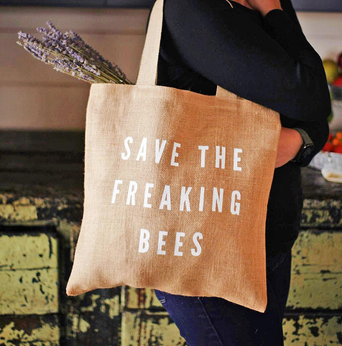 Save the freaking bees