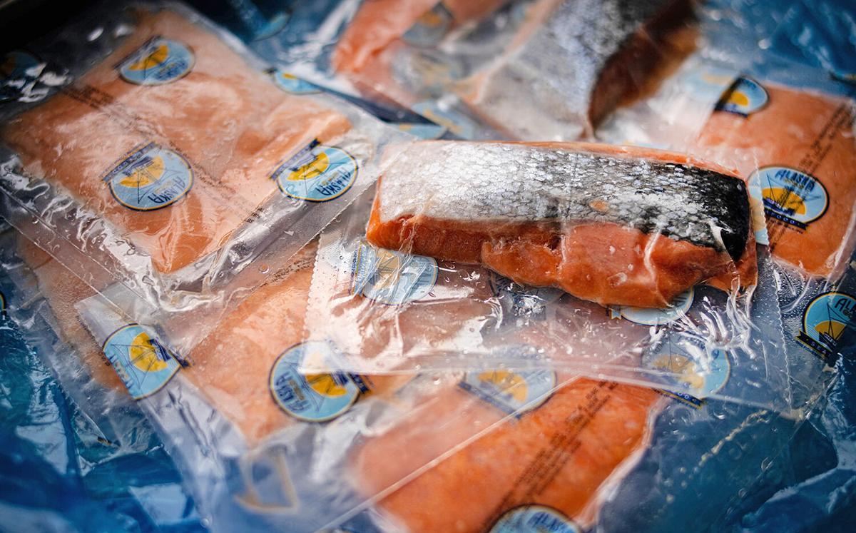 SPC frozen fish