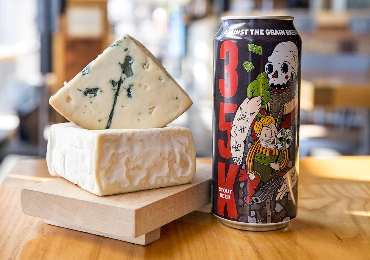 Cheese Beer Pairing 5
