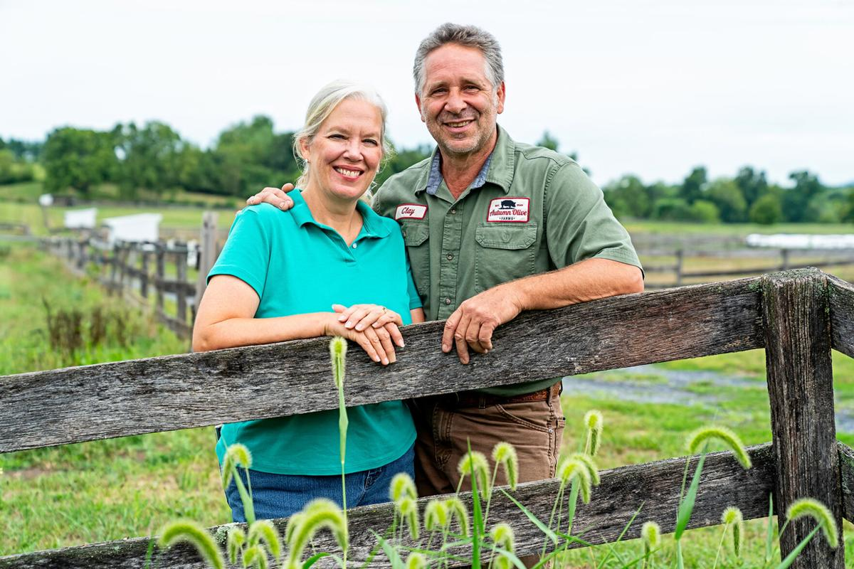 Autumn Olive Farms - Linda and Clay Trainum