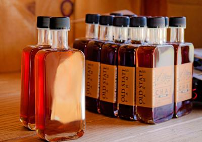Issue no. 5: Pure maple syrup in western Pennsylvania