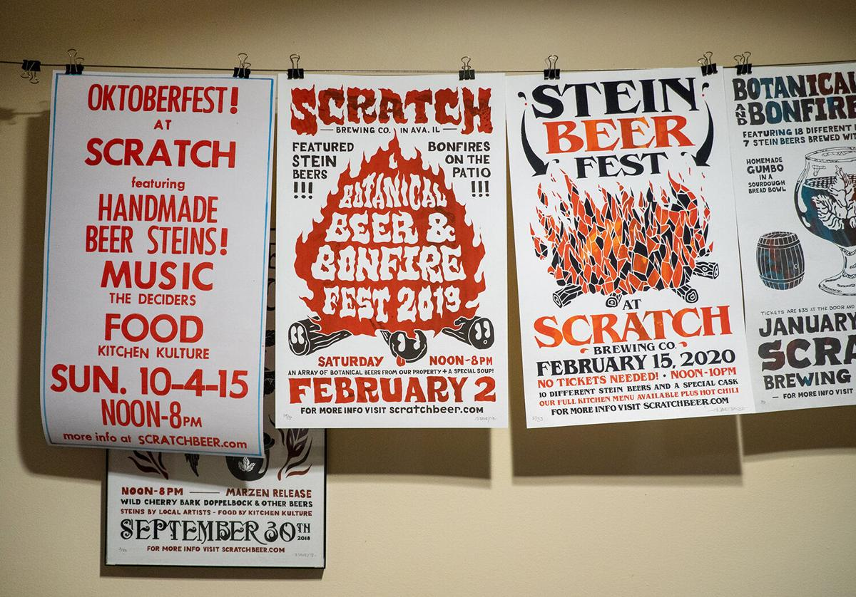 Scratch - posters