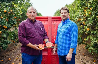 The bitter with the sweet: A Texas grapefruit farmer's organic journey