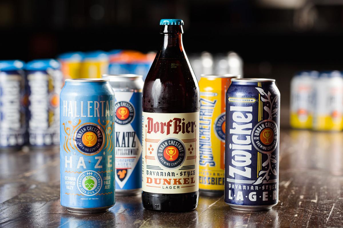 Urban Chestnut beers