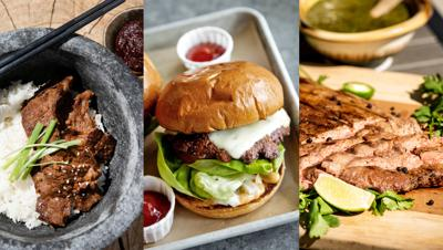 It's what's for dinner: 3 beef recipes