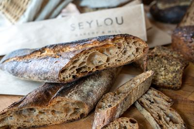 Issue no. 17: Bread making in Washington DC