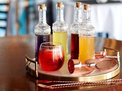 On Trend Housemade Tonic