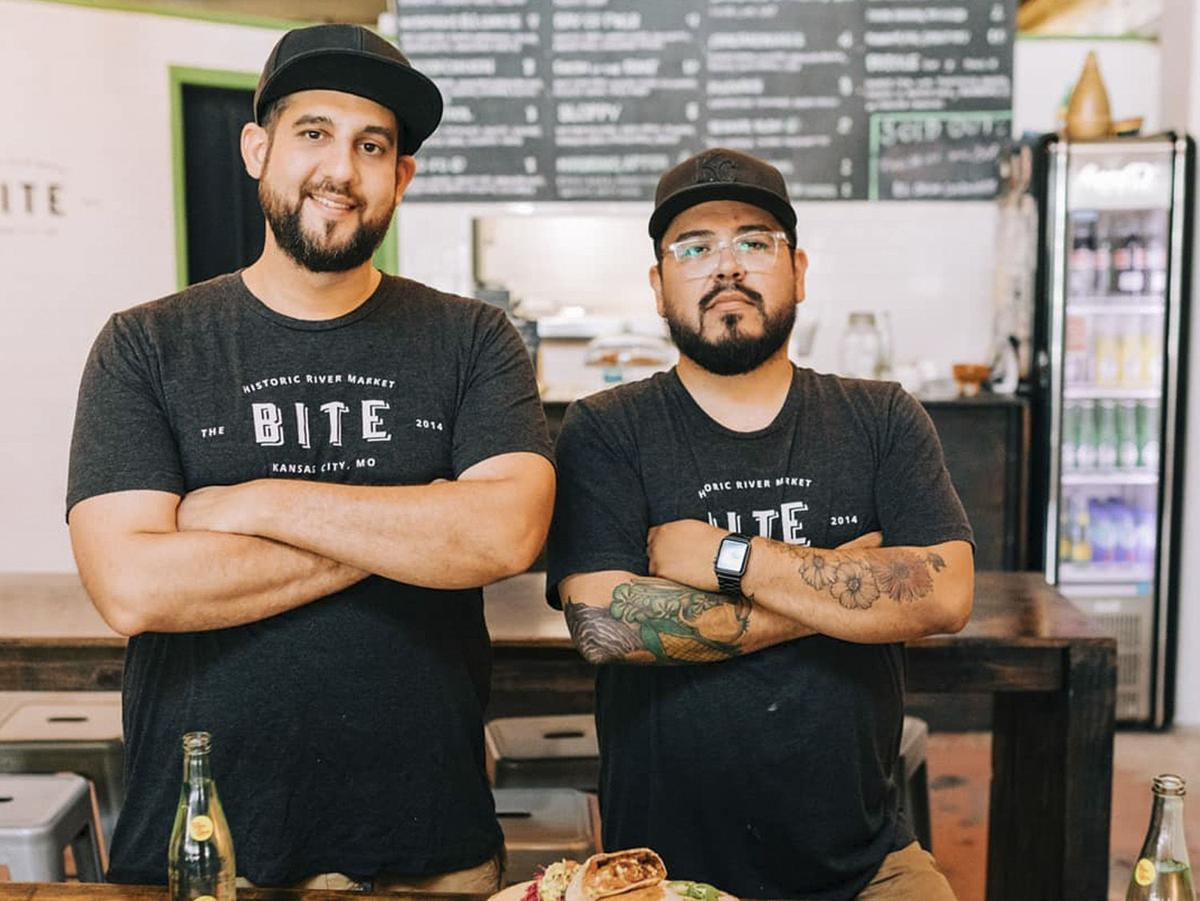 Taqueria Vegana Owners