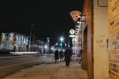 Stay Up Late With Pie Guy Pizza in The Grove